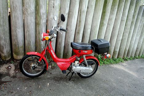 5 moped