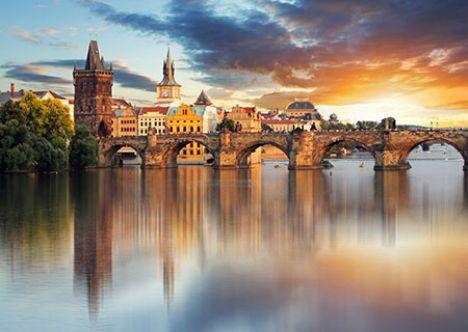 Flusskreuzfahrt Elbe-Moldau