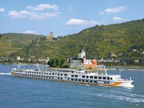 Kennlern-Flusskreuzfahrt Rhein-Mosel