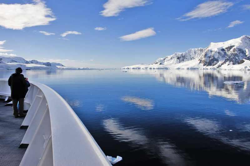 Erlebnis Antarktis
