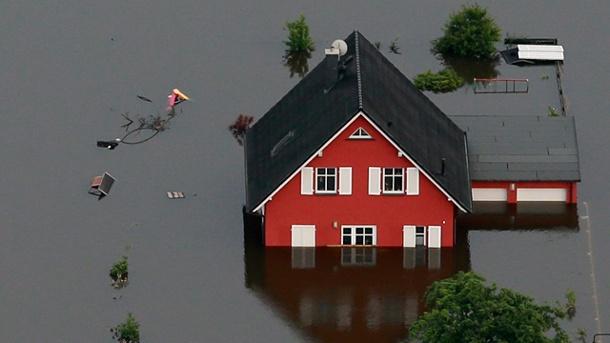 berschwemmung