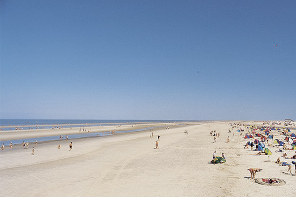 Strand von Sankt Peter-Ording