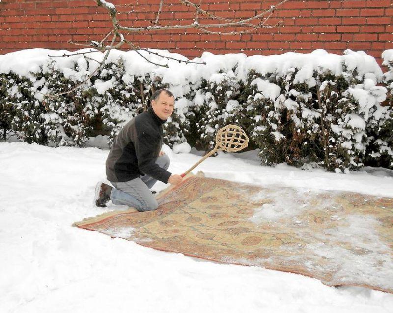 Teppich Im Schnee Reinigen Funf Hinweise Wie Sie Einen Teppich